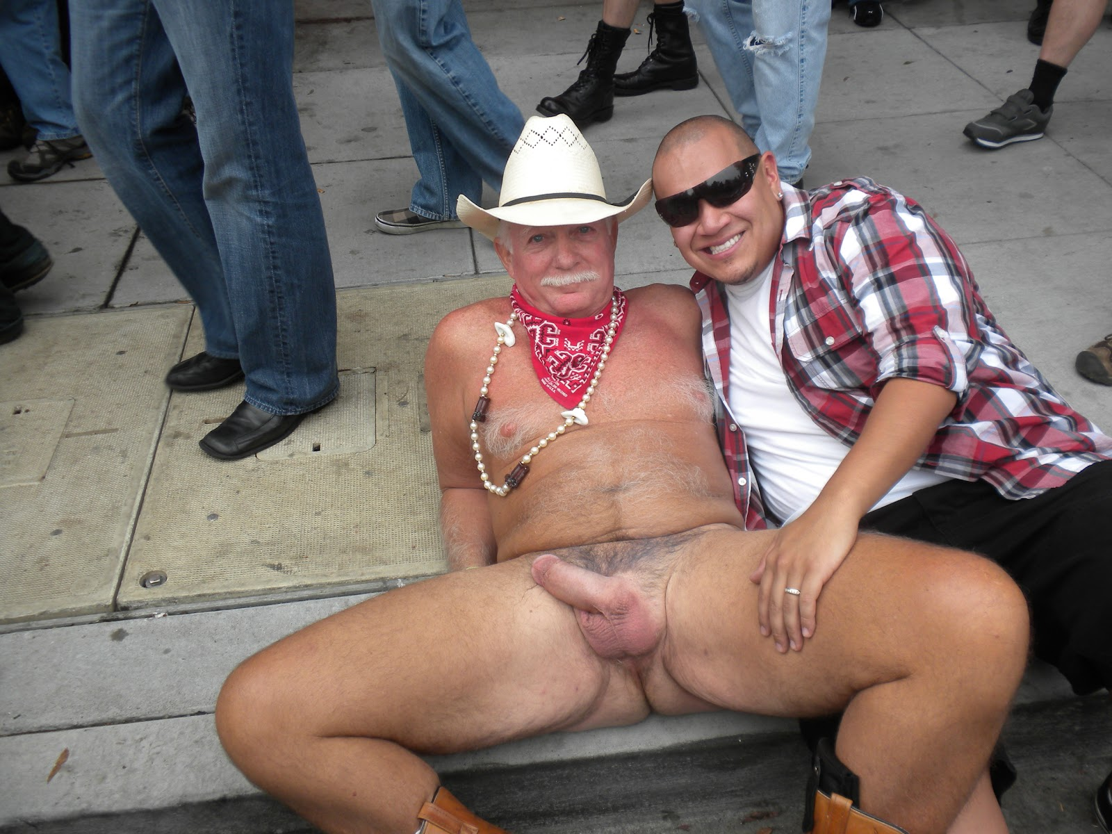 Can not Adult naked men spread eagled right!