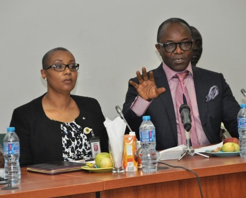 NNPC MD Esther Nnamdi-Ogbue and kachikwu