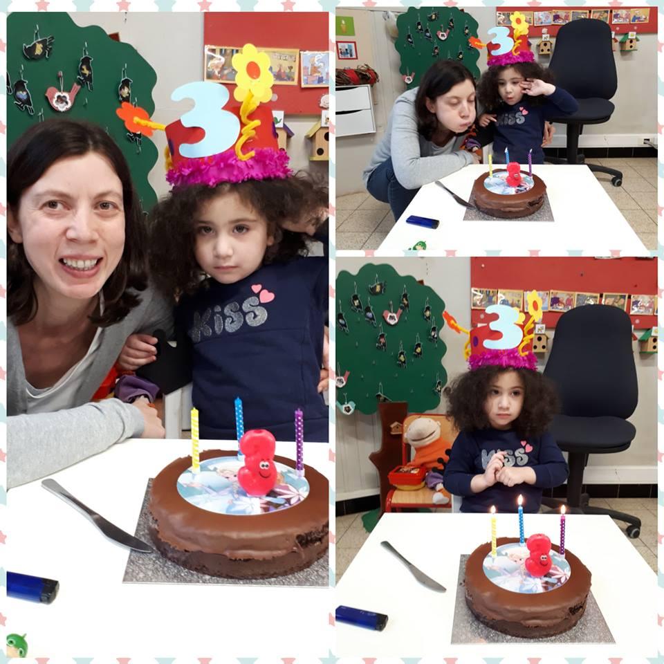 Welkom Bij De Jongste Kleuters B Verjaardag Sara