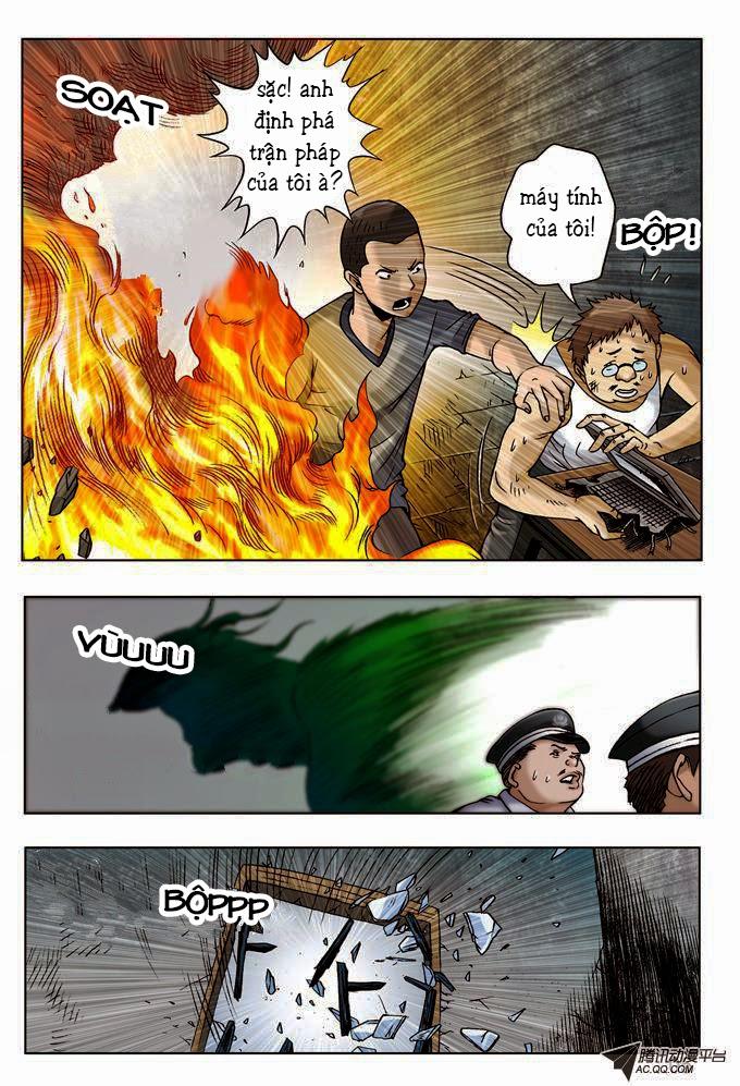 Trung Quốc Kinh Ngạc Tiên Sinh - Chap 7