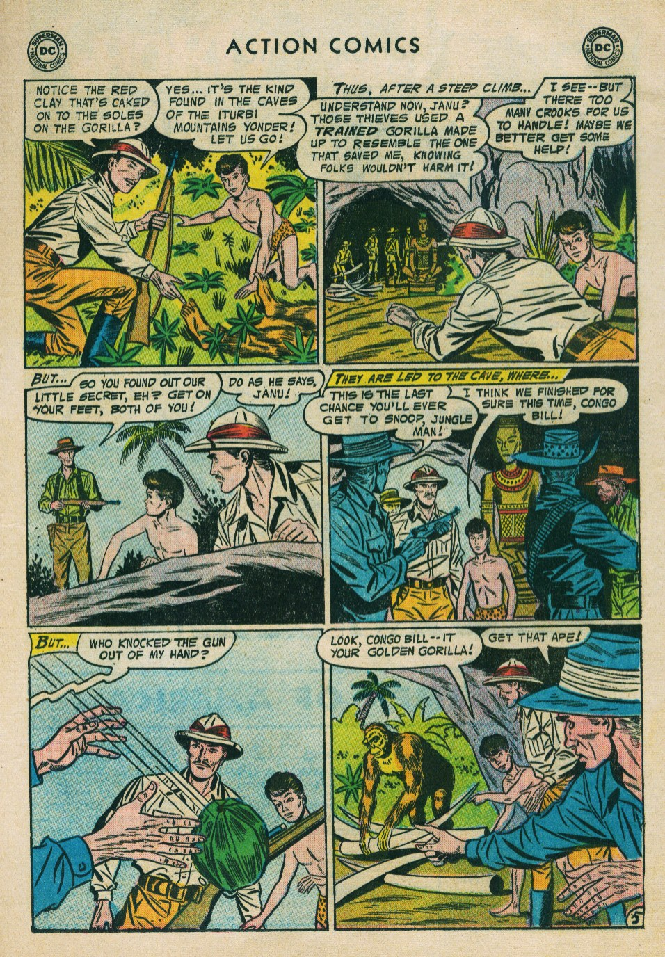 Read online Action Comics (1938) comic -  Issue #224 - 21