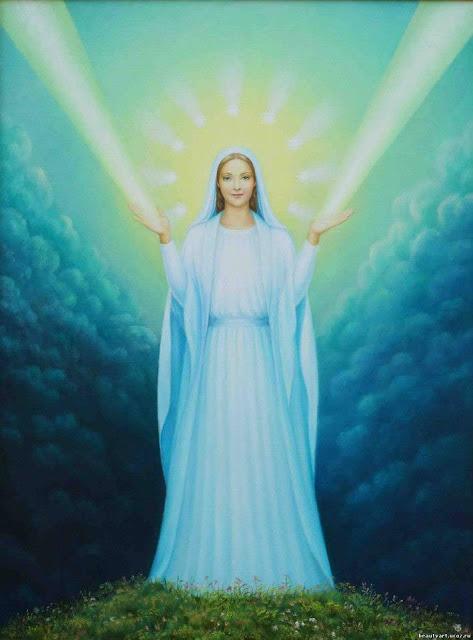 Image result for imagem de mae maria