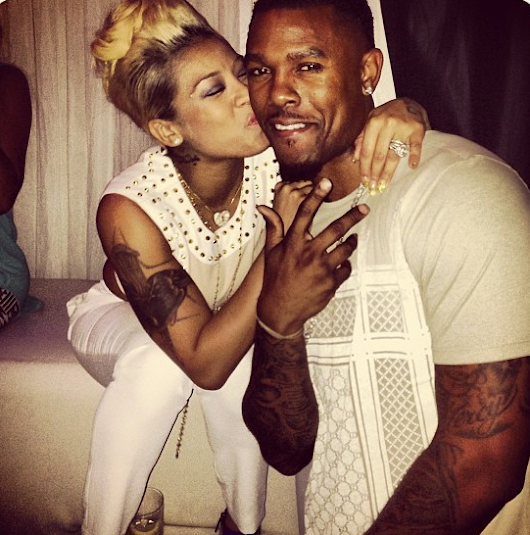 ARE KEYSHIA COLE AND BOOBY BACK ON???