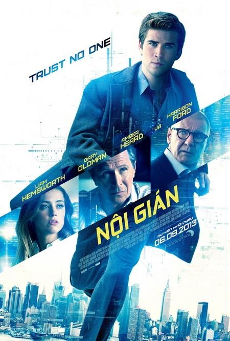 Nội Gián - Paranoia (2013)