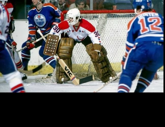 Vs. Edmonton: Dave Parro faced the Oilers at Capital Centre twice in his career, both in the 1981-82 season. The Caps lost the first game 4-1, as Wayne Gretzky scored his 81st! and 82nd! goals; the second game ended 6-6, as Dennis Maruk scored off his own faceoff win with 10 seconds left