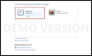 Cara Membuat Password Pada Windows 7