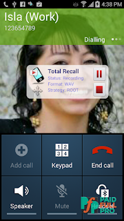 Call Recorder Galaxy S9 Total Recall Unlocked APK