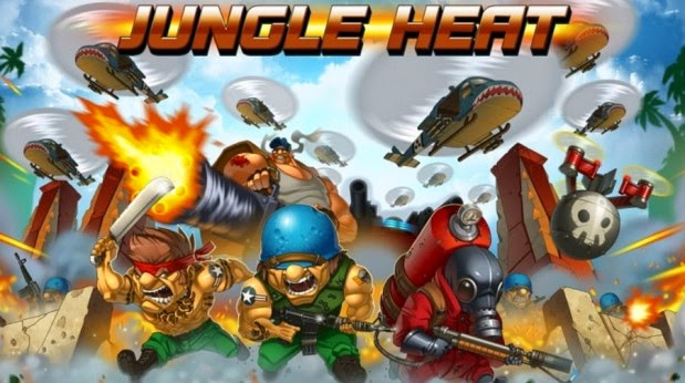 JUNGLE HEAT APK MOD [OFFLINE]
