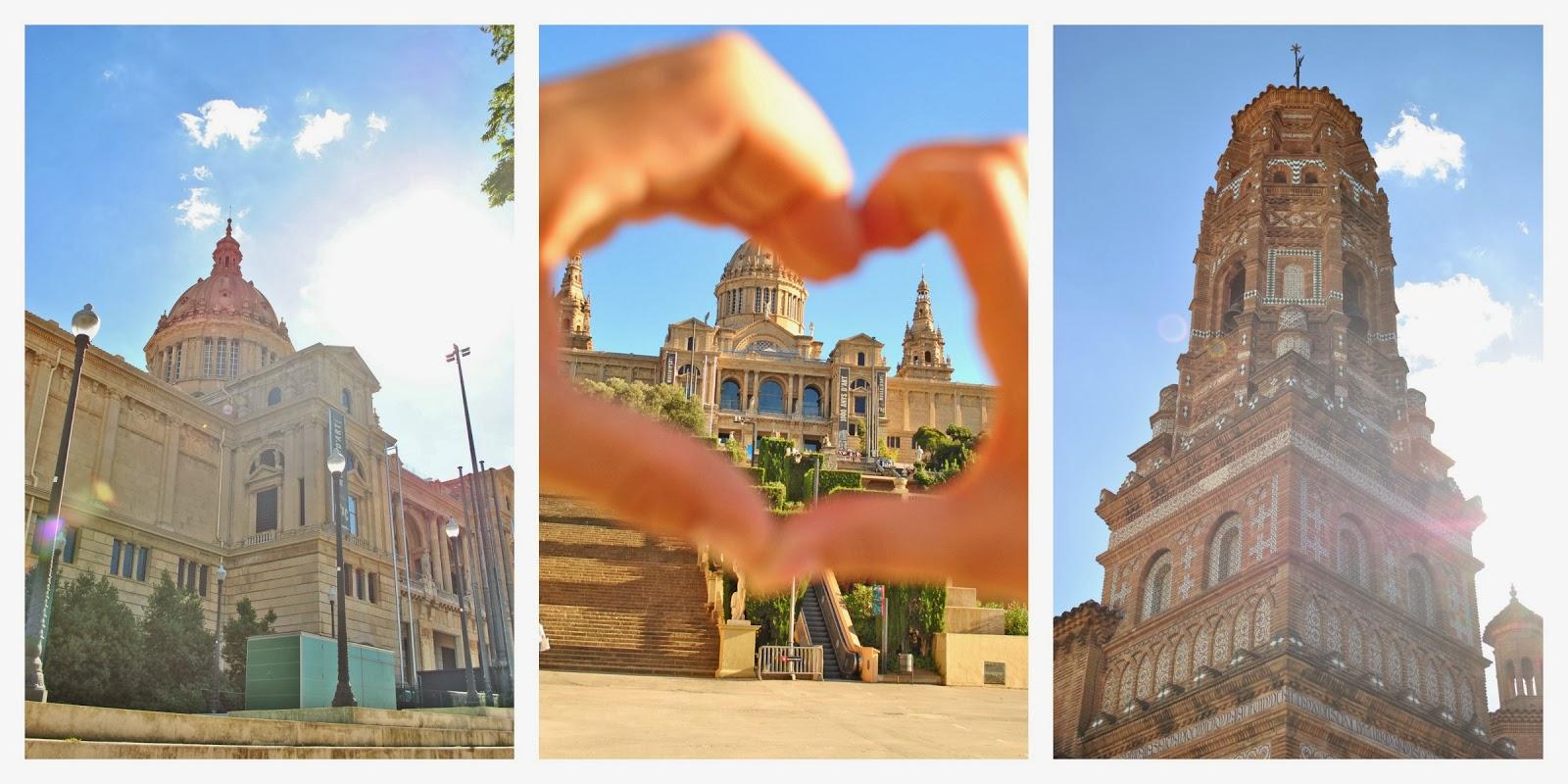 hiszpanskie miasteczka Barcelona
