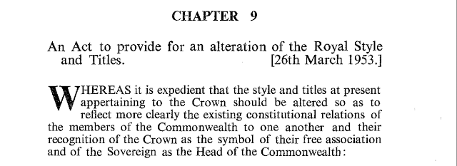 Mikipedia Law Blog When The Queen Of Australia Was Created It Was