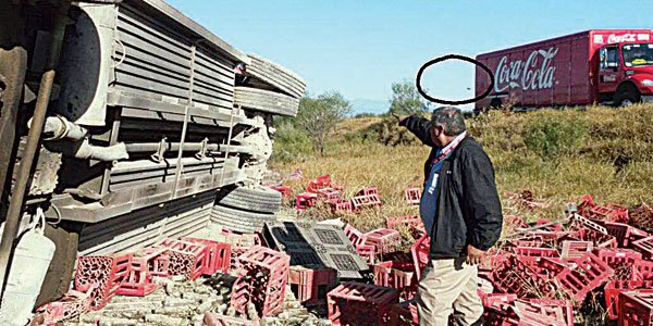 UFO News ~ UFO Causes Coca Cola Truck to Flips Over In Mexico and MORE Mexico%252C%2BZPE%252C%2Bastronomy%252C%2BUFO%252C%2BUFOs%252C%2Bsighting%252C%2Bovni%252C%2Bsightings%252C%2Bnews%252C%2Bmap%252C%2Bcrater%252C%2Bmoon%252C%2Bdisclose.tv%252C%2Bgovernment%252C%2B3