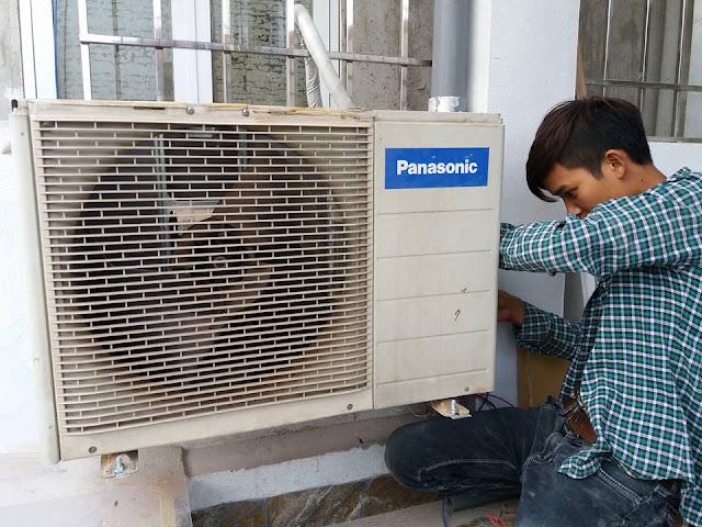 sửa chữa điều hòa Panasonic tại Thanh Hóa