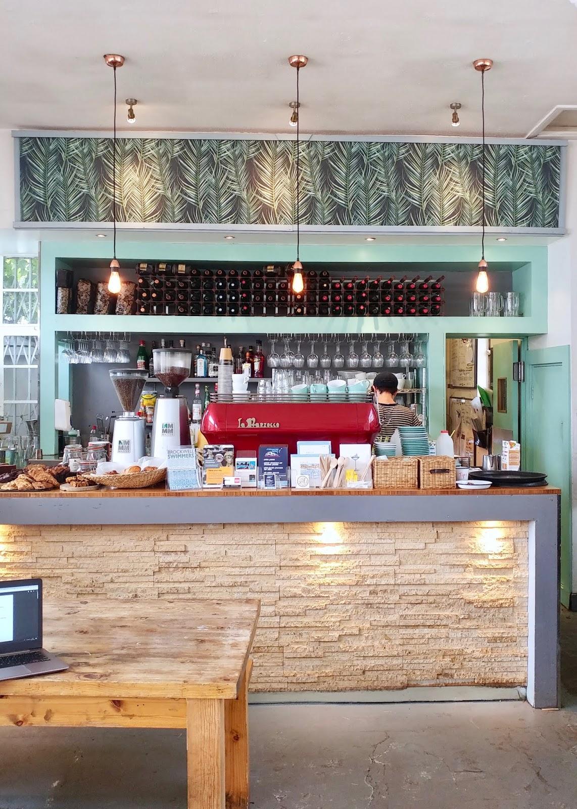 lido cafe brockwell park
