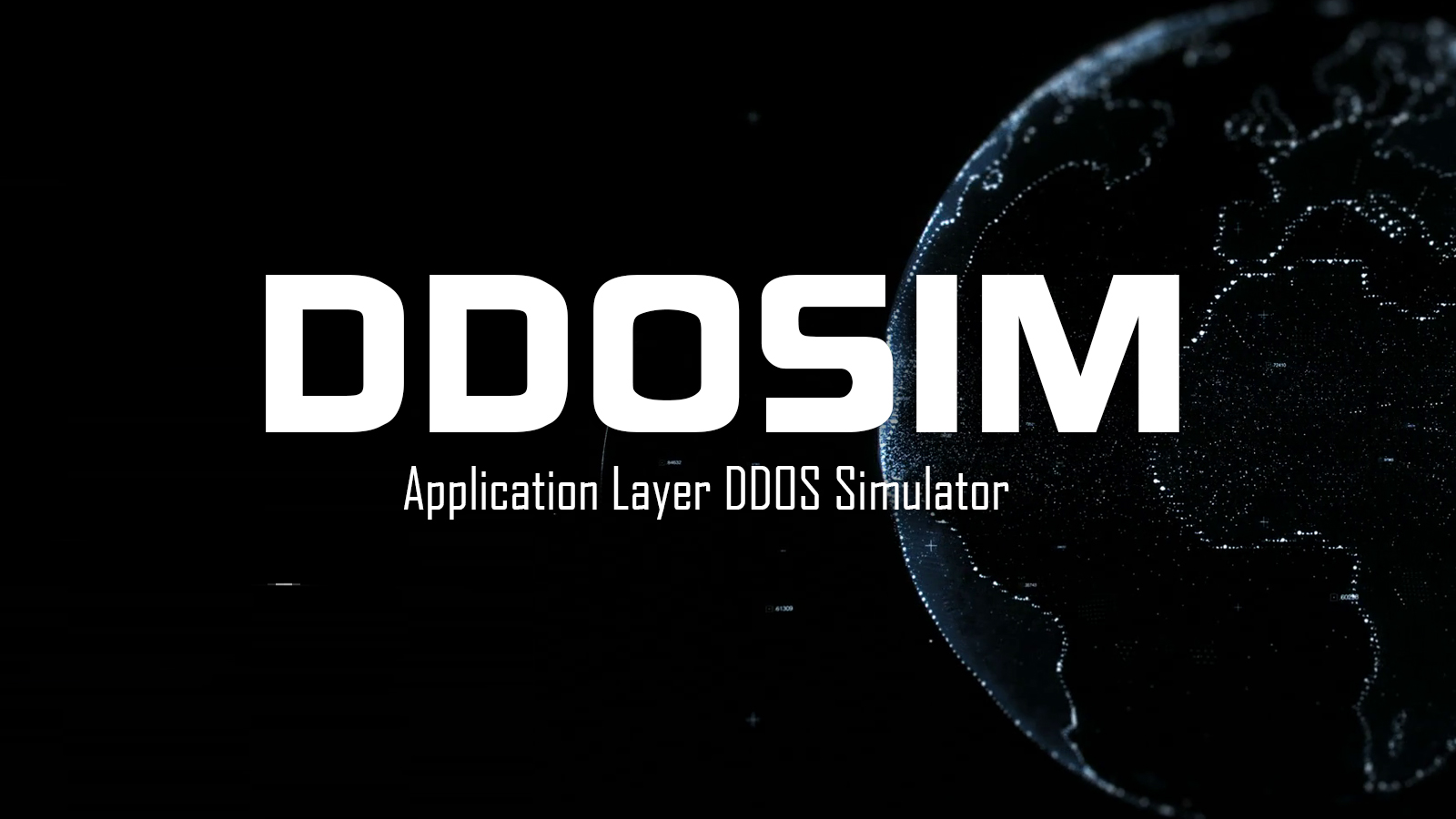 DDOSIM - Layer 7 DDOS Simulator