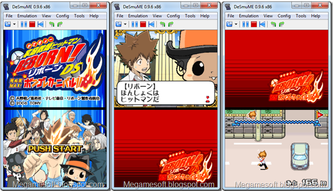Nintendods roms nds katekyo hitman reborn ds shinuki - Battle carnival download pc ...