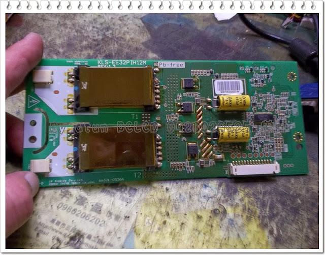 液晶電視維修~Panasonic(國際)型號:TH-L32B10W,尚美資訊公司07-7490101/05 ...