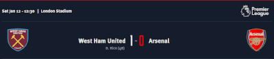 Arsenal Get Served Unhealthy Rice at London Stadium