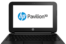 HP Pavilion 10-f100 Notebook PC Series Software and Driver Downloads For Windows 7 (64 bit)