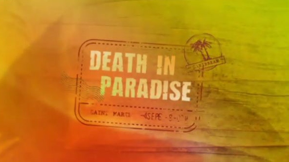 Death in Paradise Logo