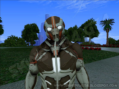 GTA SA - Skin Ezekiel Stane From Iron-Man 3 The Game