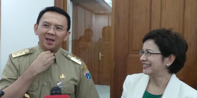 Golkar Beri Sinyal Positif Dukung Ahok pada Pilgub DKI 2017