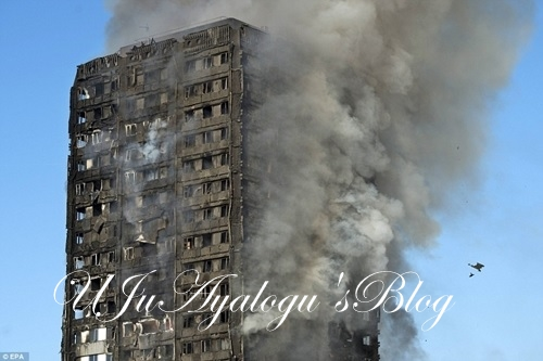 London fire: How residents' group warned of 'catastrophic event' 7 months ago