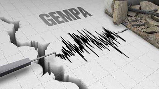 Gempa Kembali Mengguncang Kota Palu Hingga 5.2 SR