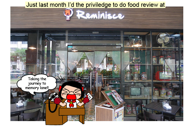 Reminisce midvalley