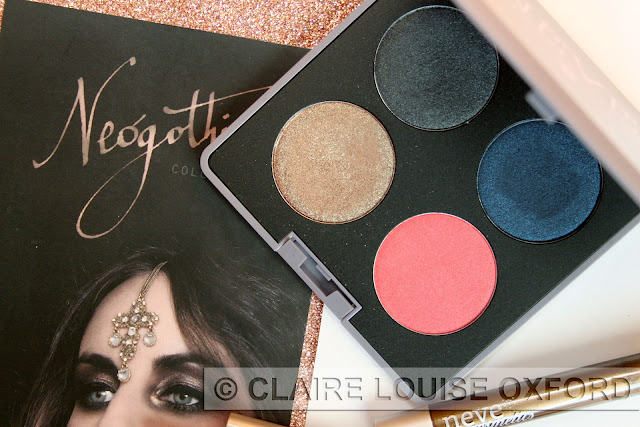 Neve Cosmetics Neogothic Collection - Gli ombretti e il blush