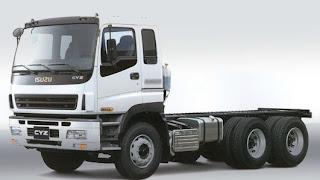 spesifikasi isuzu truk c-series
