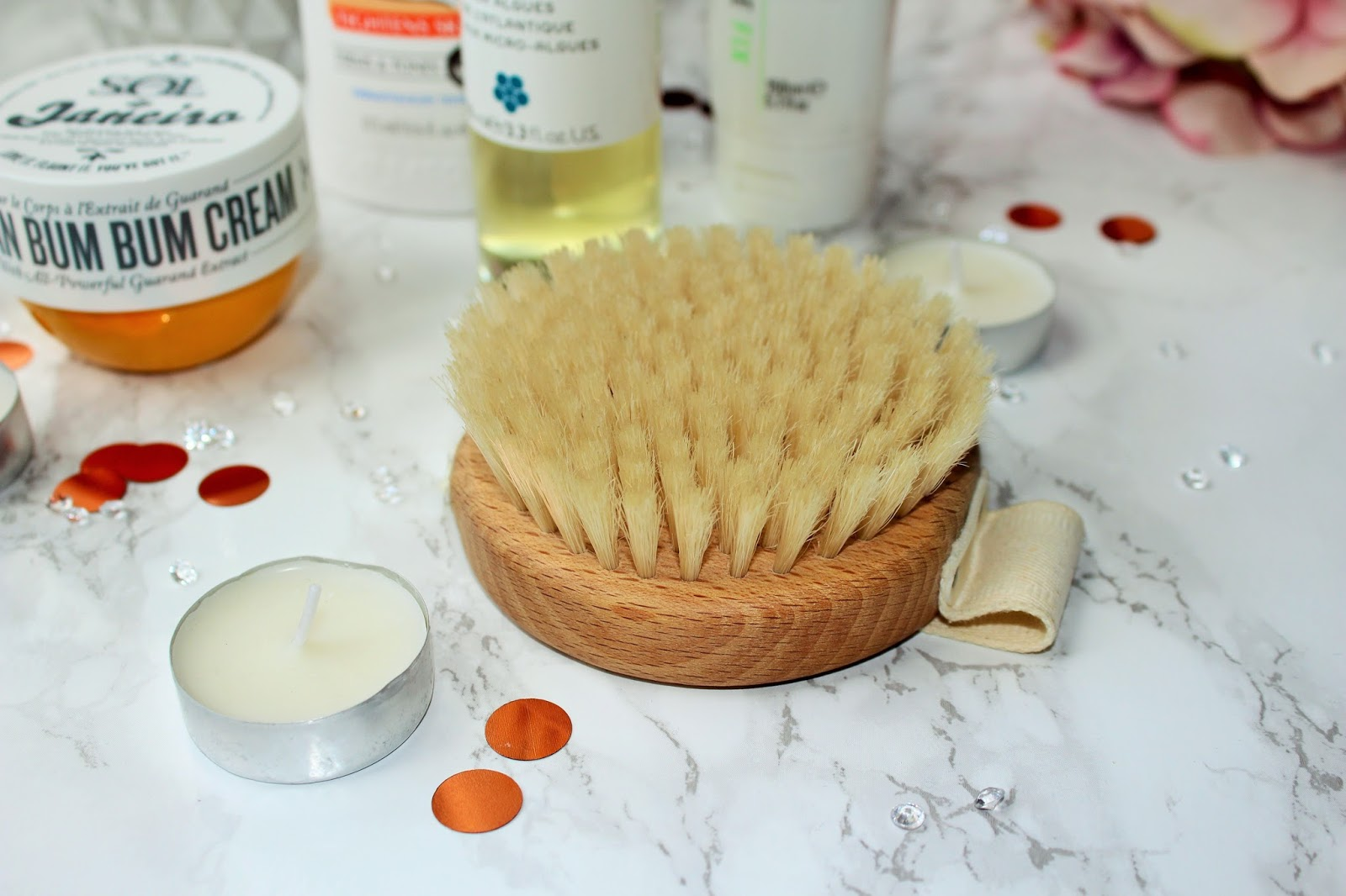 My Favourite Body Firming Products - 2 - Dry Body Brush