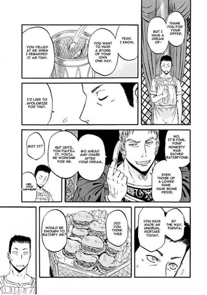 Gate - Jietai Kare no Chi nite, Kaku Tatakeri - Chapter 67