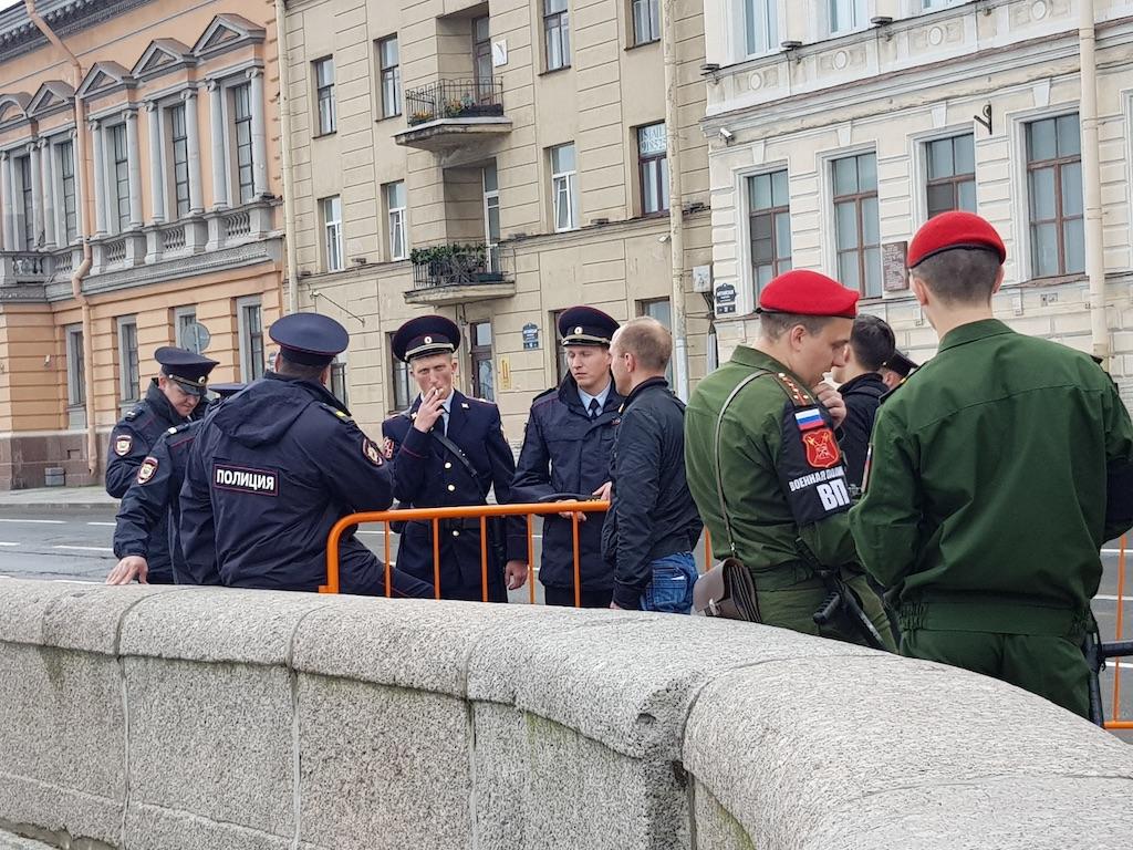 Ryssland tilldoms seger
