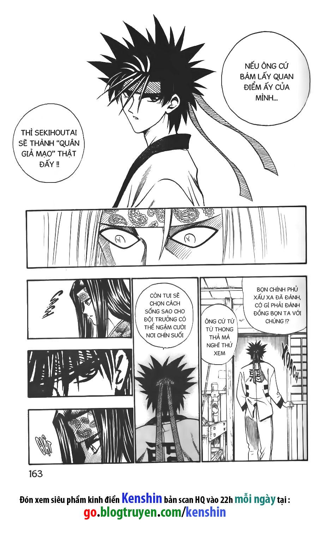 Rurouni Kenshin chap 47 trang 17