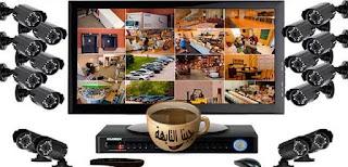 كاميرات المراقبة وانواعها واسعارها شرح متكامل نظام كاميرات مراقبة 2018