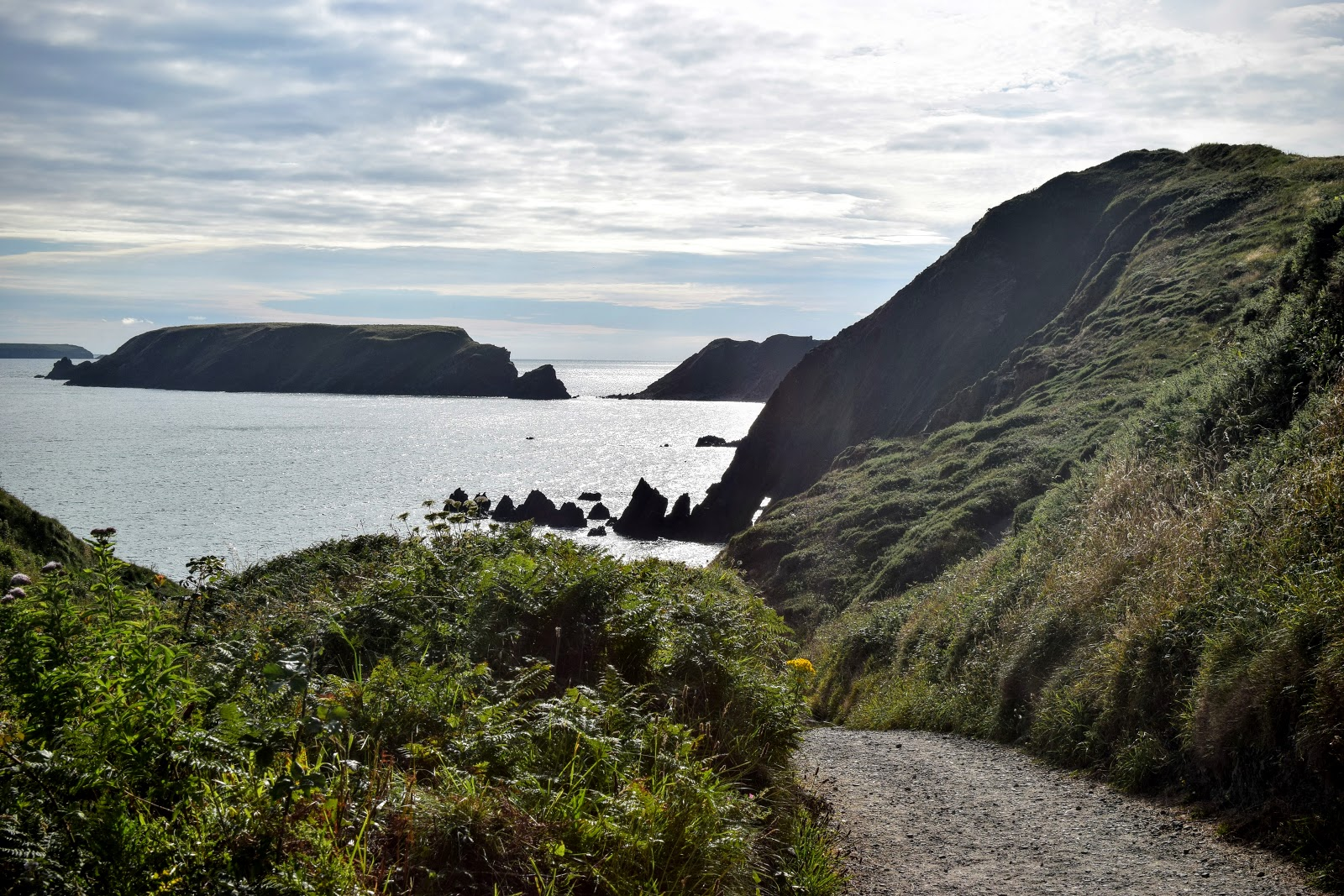 , Marloes Sands, Pembrokeshire