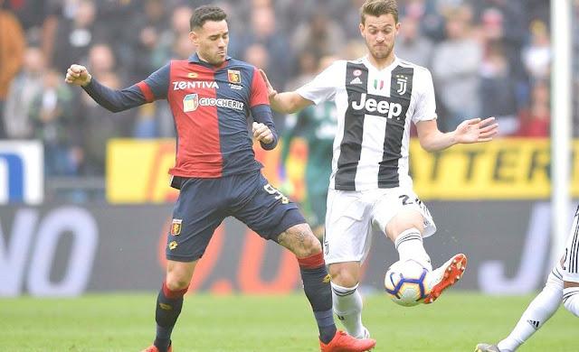 """La """"Juve"""" cayó e Inter ganó el clásico."""