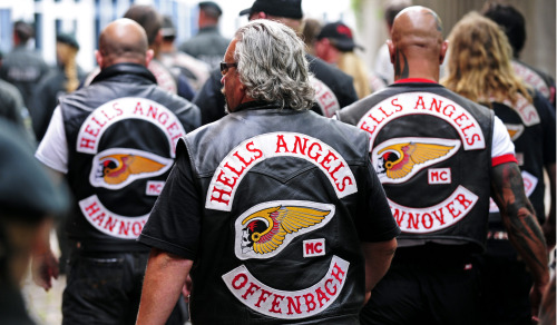 Hell's Angels - Rap Dictionary