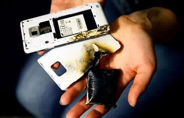 5 Smartphone yang Pernah Meledak