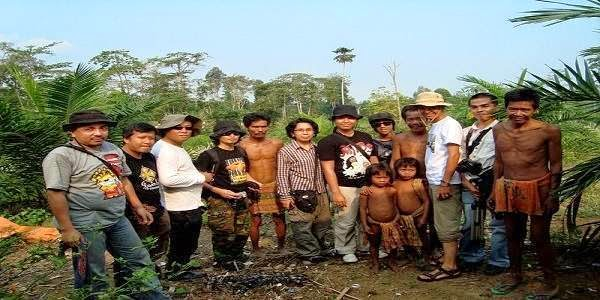 Exploring Bukit Duabelas National Park and Anak Dalam Tribe in Indonesia