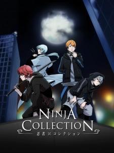 الحلقة  4  من انمي Ninja Collection مترجم بعدة جودات
