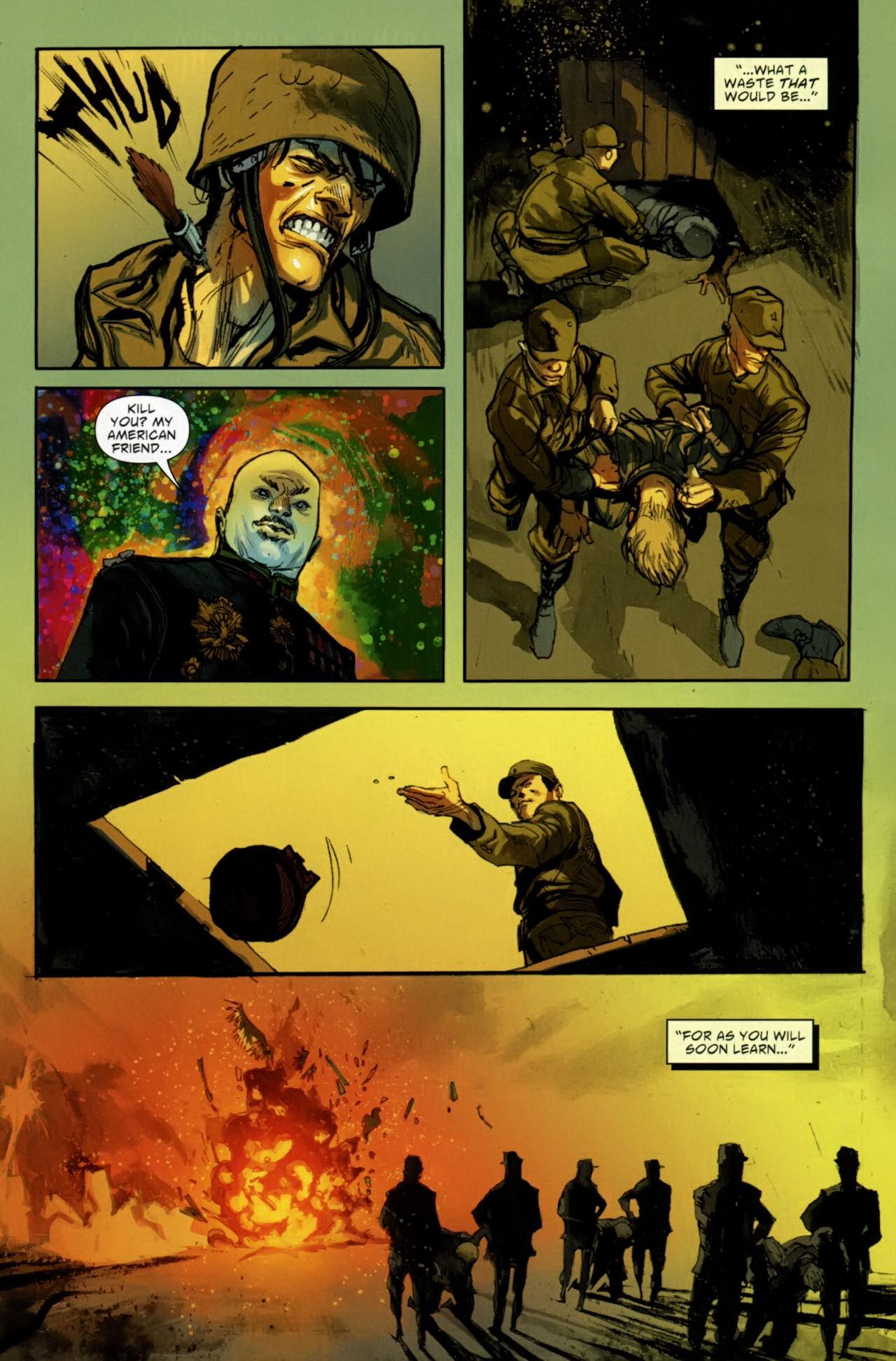 Read online American Vampire comic -  Issue #15 - 20