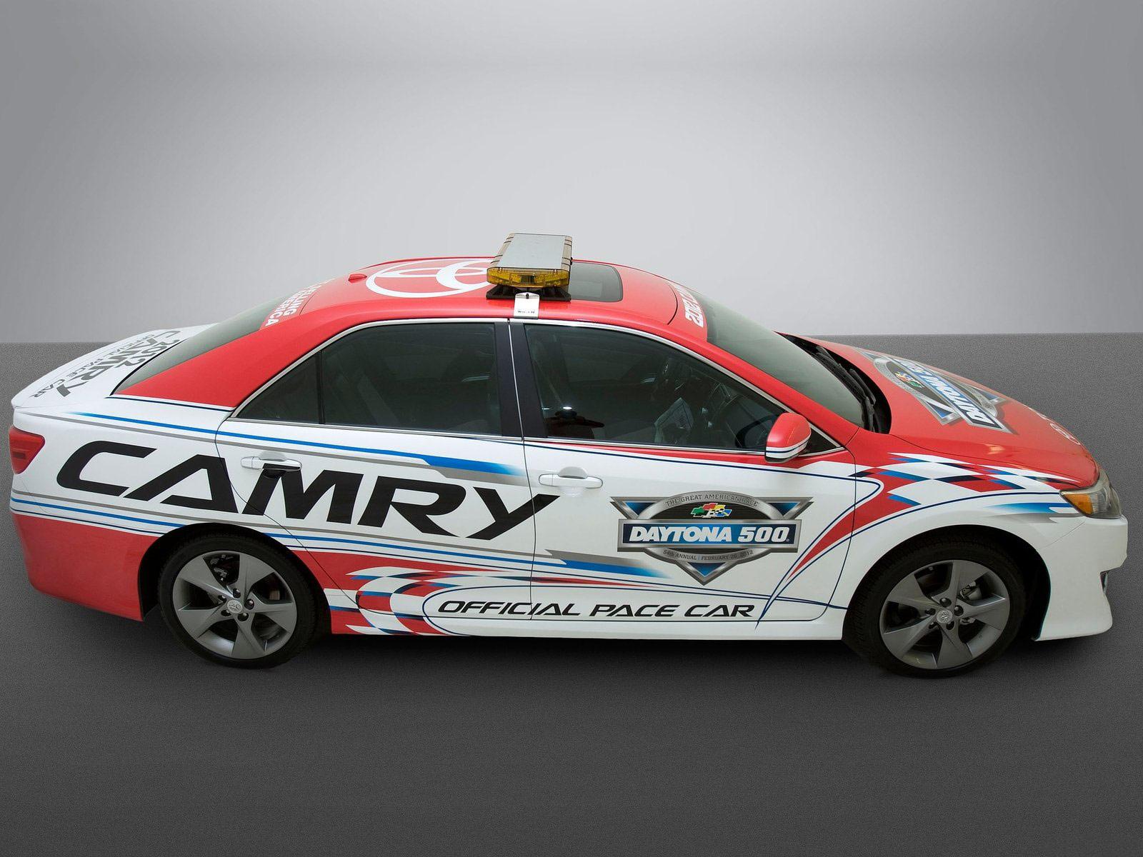 2012 TOYOTA Camry Daytona 500 Pace Car Photos