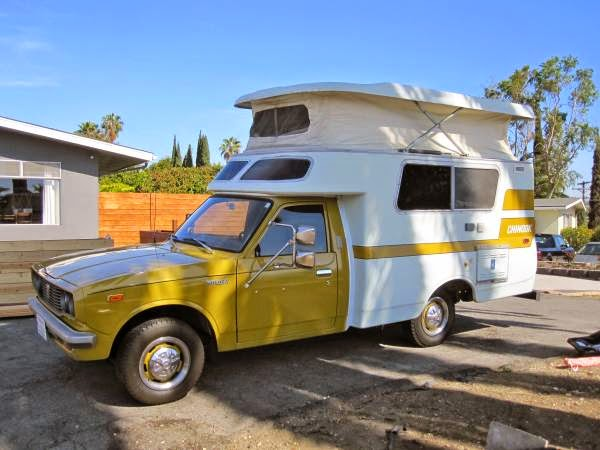 used rvs 1976 toyota chinook for sale by owner. Black Bedroom Furniture Sets. Home Design Ideas