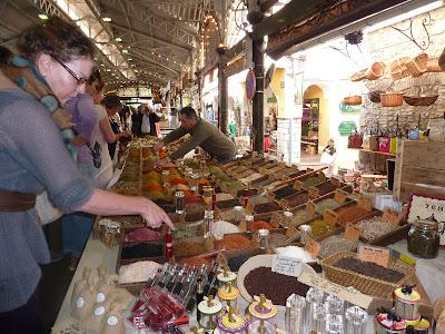 mercato provenzale di Antibes