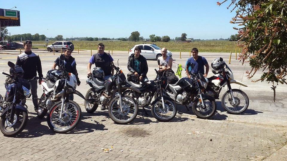 Todo sobre motos: Viaje a Lobos, Buenos Aires