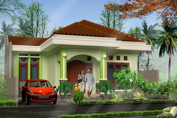 Rumah Limasan 1 Lantai Jasa Desain Rumah Murah Online