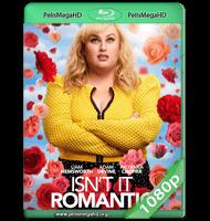 ¿NO ES ROMÁNTICO? (2019) WEB-DL 1080P HD MKV ESPAÑOL LATINO