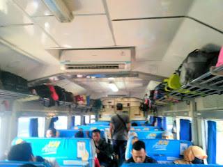 Kereta Api Gaya Baru Malam Selatan, Jakarta-Surabaya
