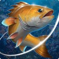 تحميل لعبة صيد السمك Fishing Hook مهكرة